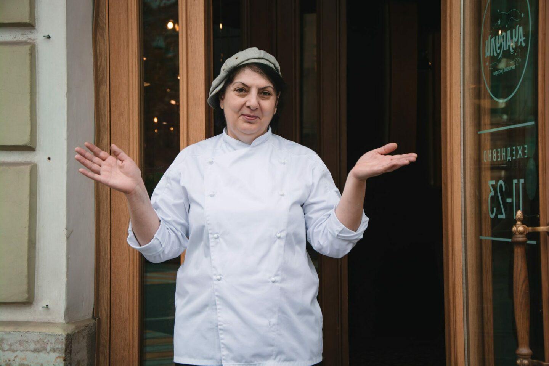 """Member at """"Ачарули"""" - ресторан грузинской кухни с доставкой по Пушкину"""